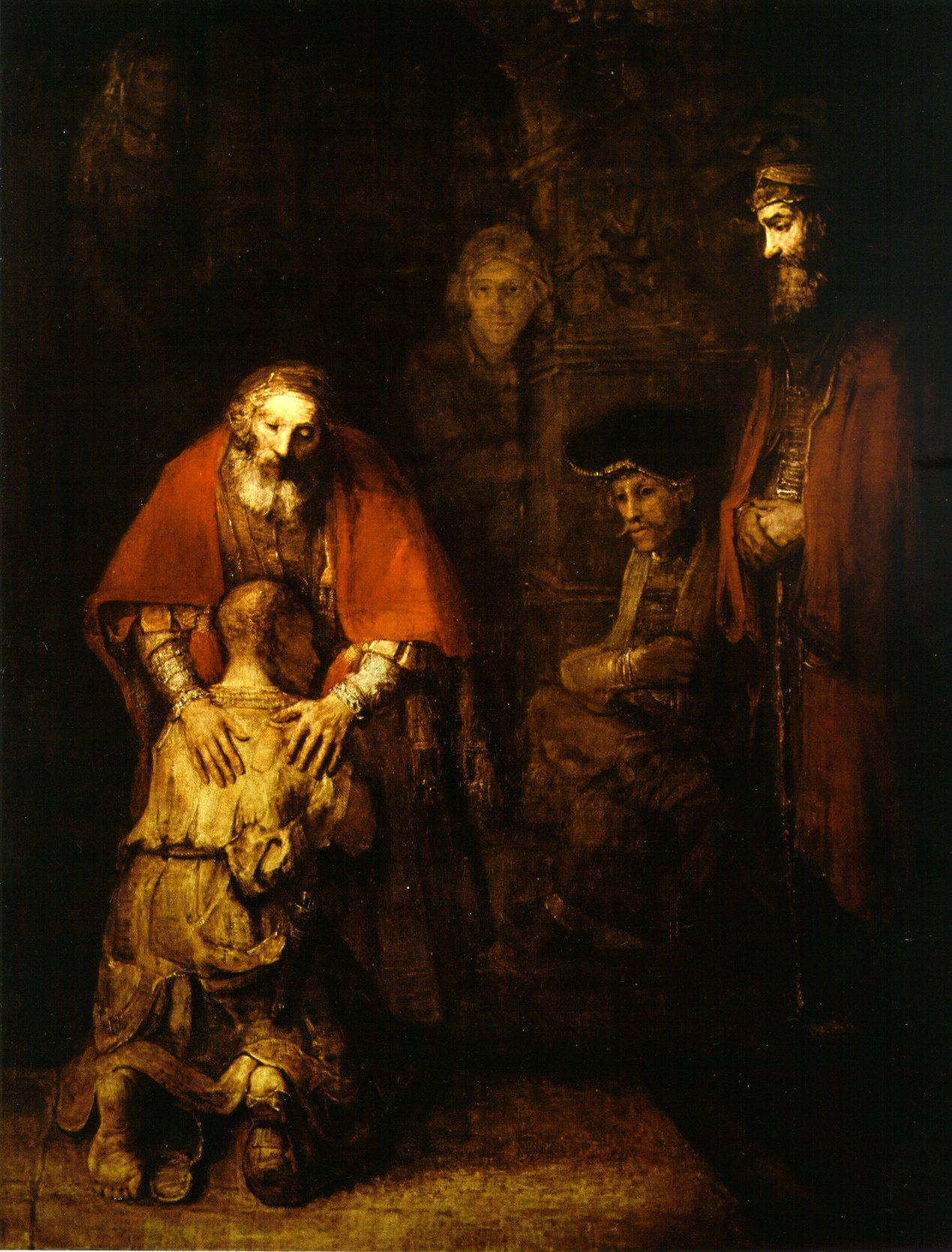 rembrandt wallpapers paintings art - photo #4