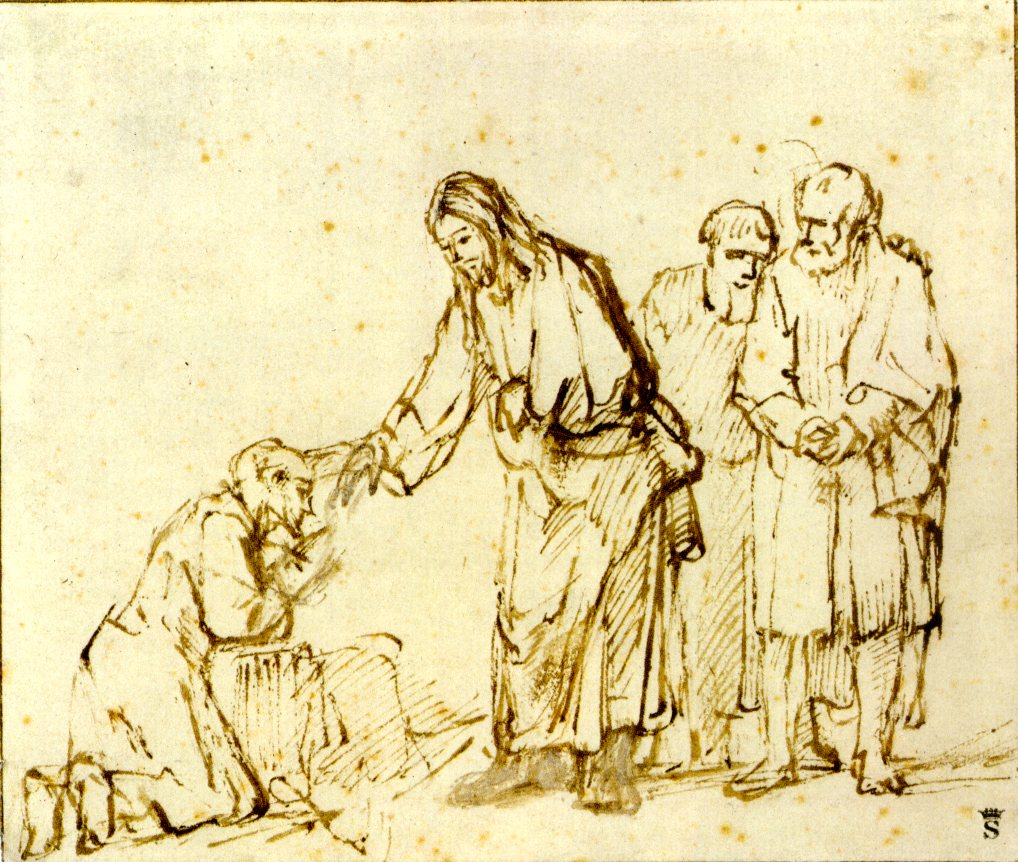Ziemlich Malvorlagen Von Jesus Heilen Die Kranken Ideen - Beispiel ...